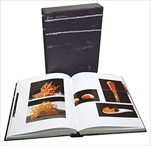 El Bulli is a best cookbook