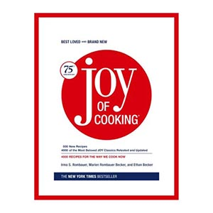 joy of cooking is the best cookbook