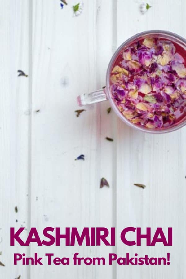 Kashmiri Chai Recipe: Pink Tea From Pakistan! 2