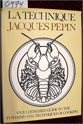 La Technique by Jacques Pepin