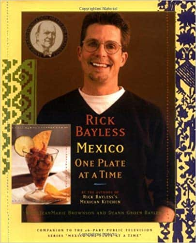 mexican food cookbook