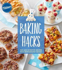 a pillsbury baking hacks recipe book