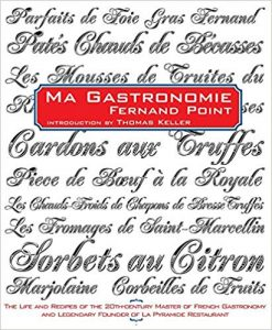 ma gastronomie cookbook