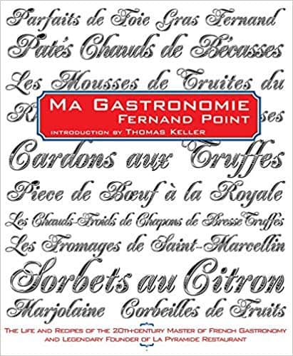 Ma Gastronomie is one of the best cookbooks of 2020