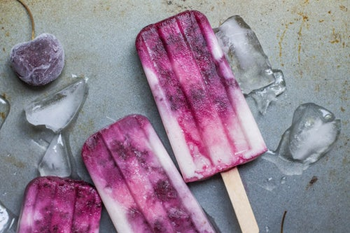 Tasty Summertime Real Fruite Popsicles