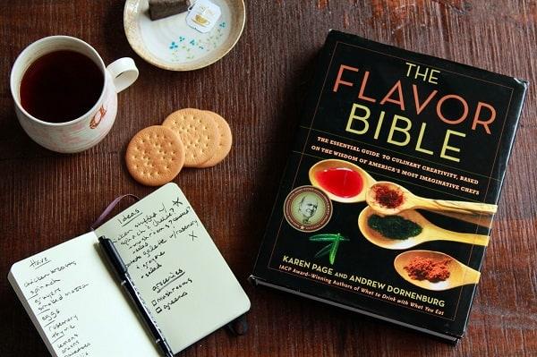 the flavor bible cookbook