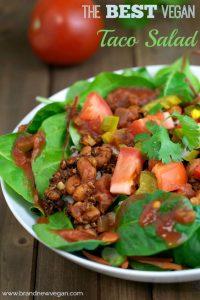 Best Vegan Taco Salad Recipe