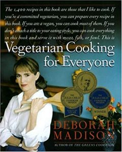 vegetarian cooking for everyone book