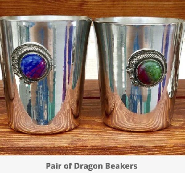 Pair of Dragon Beakers Sweepstakes 2