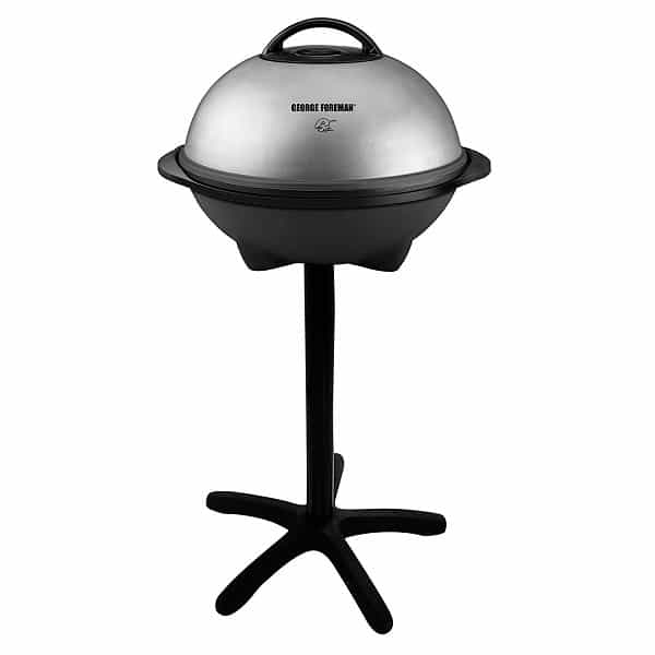 a george electric stand grill