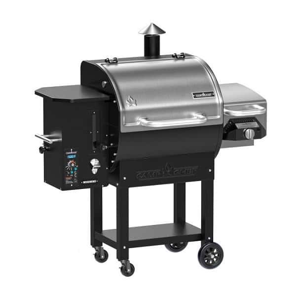 a camp chef pellet grill