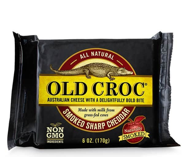 Old Croc Cheese And $1,000 Prize Package Sweepstakes