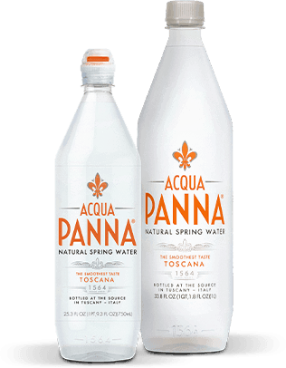 Panna Water in a bottle