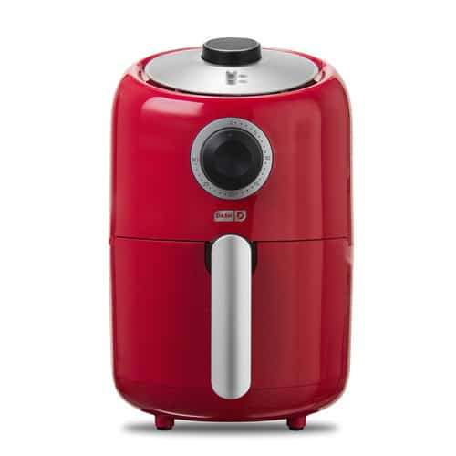 Red Compact Dash Air Fryer