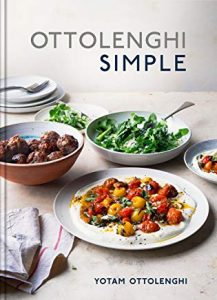 ottolenghi simple cookbook