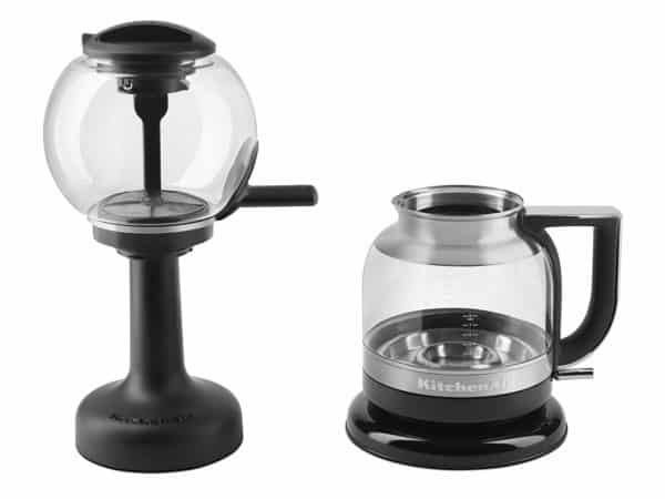 KitchenAid Siphon Coffee Brewer:  High Tech Process For Great Coffee At Home 4