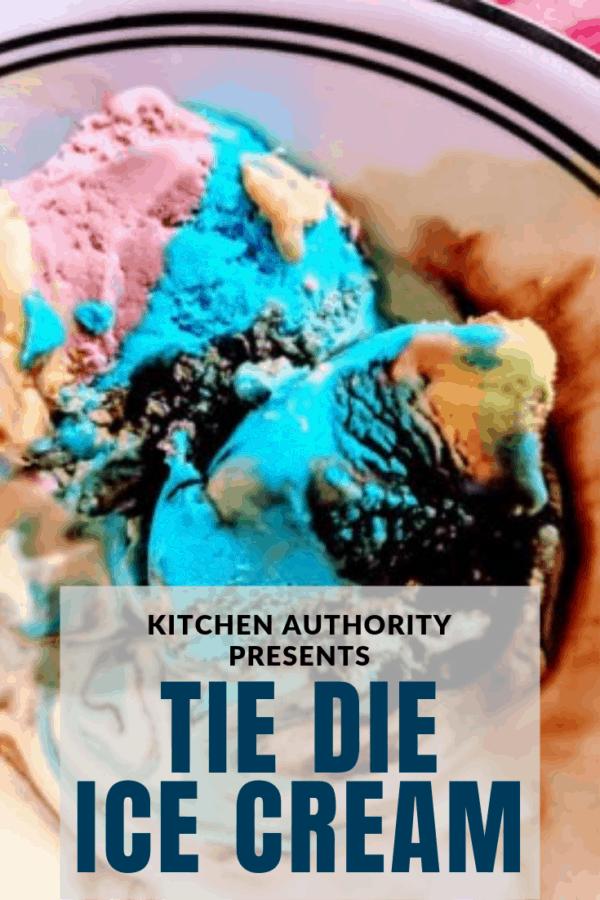 Tie Die Ice Cream! The Most Amazing Summer Recipe Ever! 2