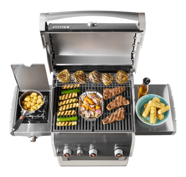 Weber Spirit II E-210 Gas Grill Goes Above & Beyond 2