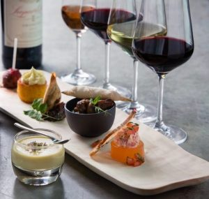 wine pairing foods