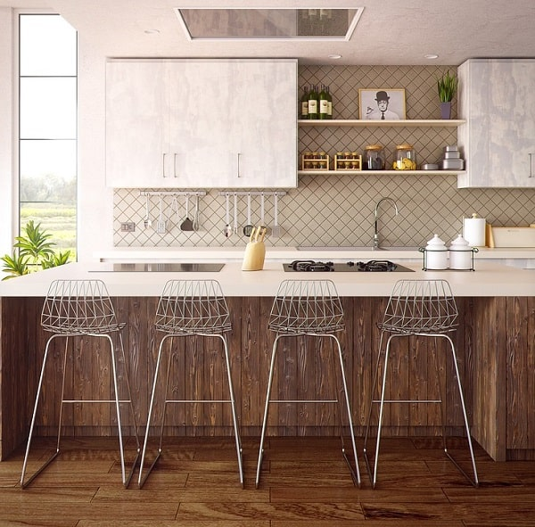 Fun Facts – The Difference Between Modern And Historic Kitchens 2