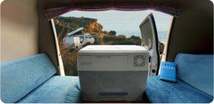 a gosun chill solar cooler