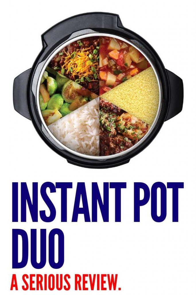 instant pot design