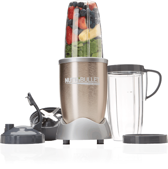 NutriBullet Pro 900 Series Blender/Mixer 15 Piece Set – Stunning Value and Versatility 2