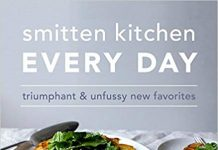 new smitten kitchen cookbook