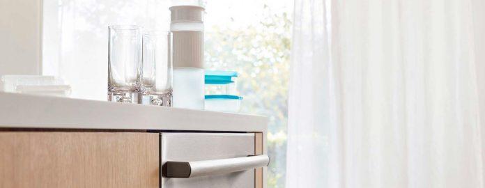 Bosch 300 Series Dishwasher in Kitchen