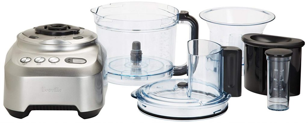 Breville Sous Chef Food Processor components