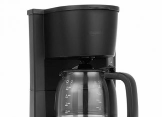 amazon basics 5 cup coffee maker