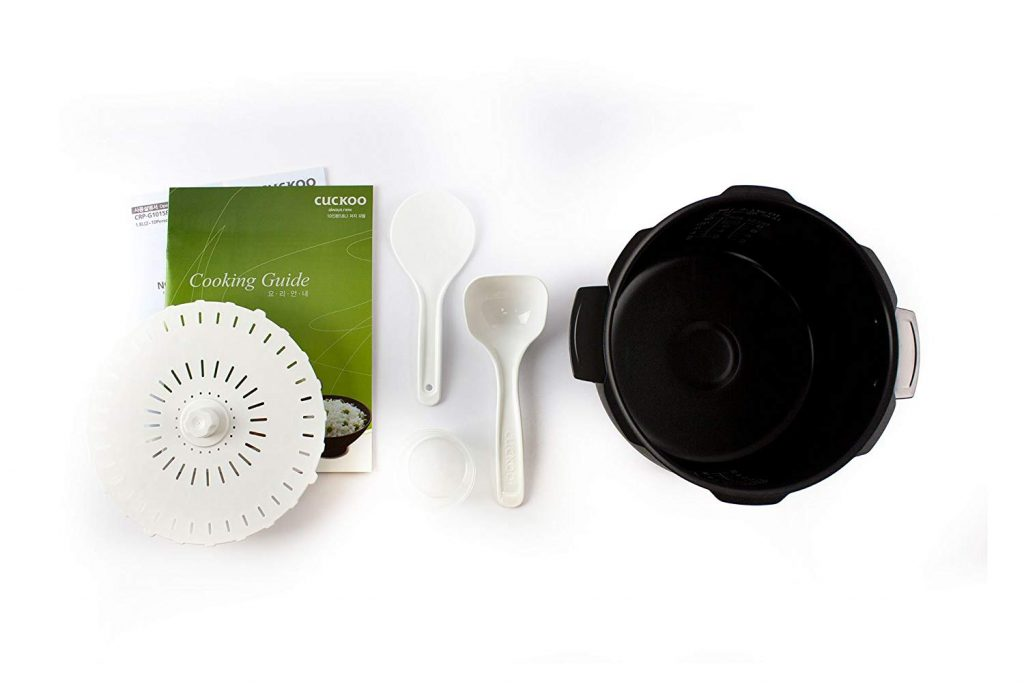 cuckoo rice cooker accesories
