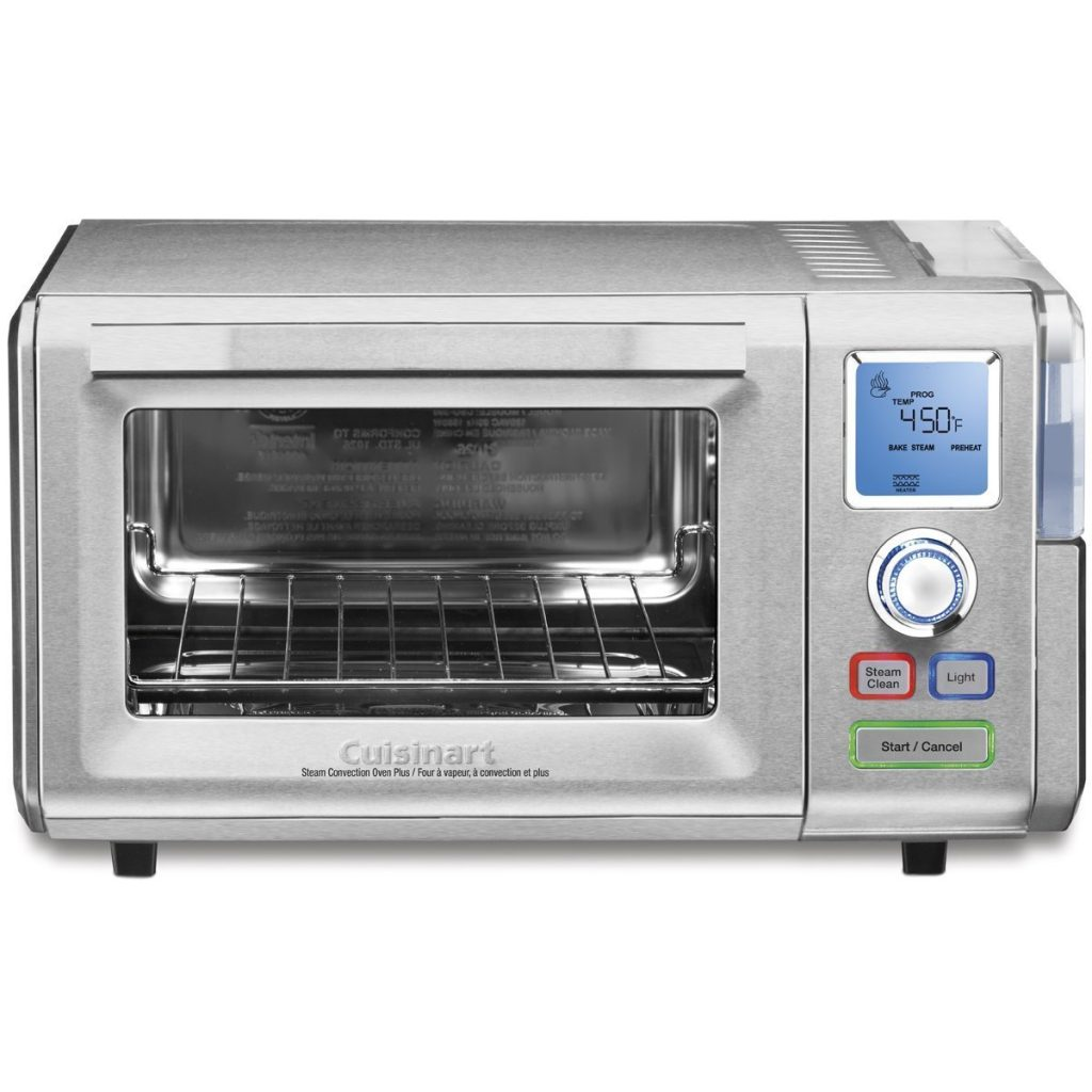 cuisinart combo oven steam convection