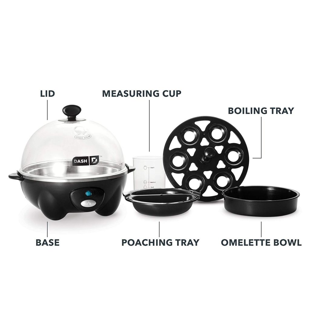 DASH Rapid Egg Cooker Review 2