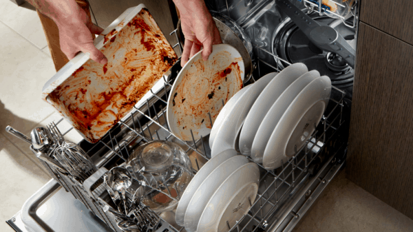 best whirlpool dishwashers with dirty dishes