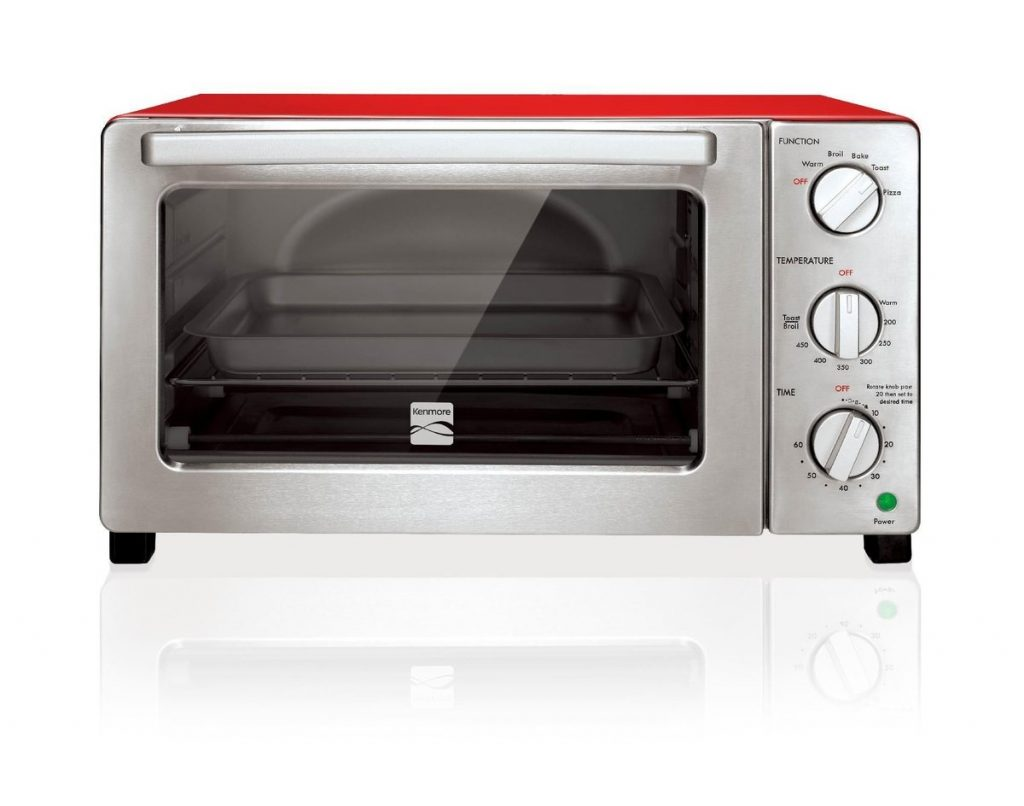 Kenmore 4606 6-Slice Convection Toaster Oven | The Best Buy Budget Toaster Oven Of Them All 2