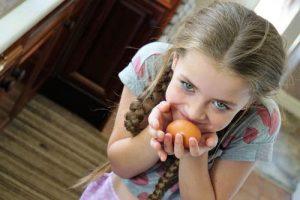 kids food blogs child eating