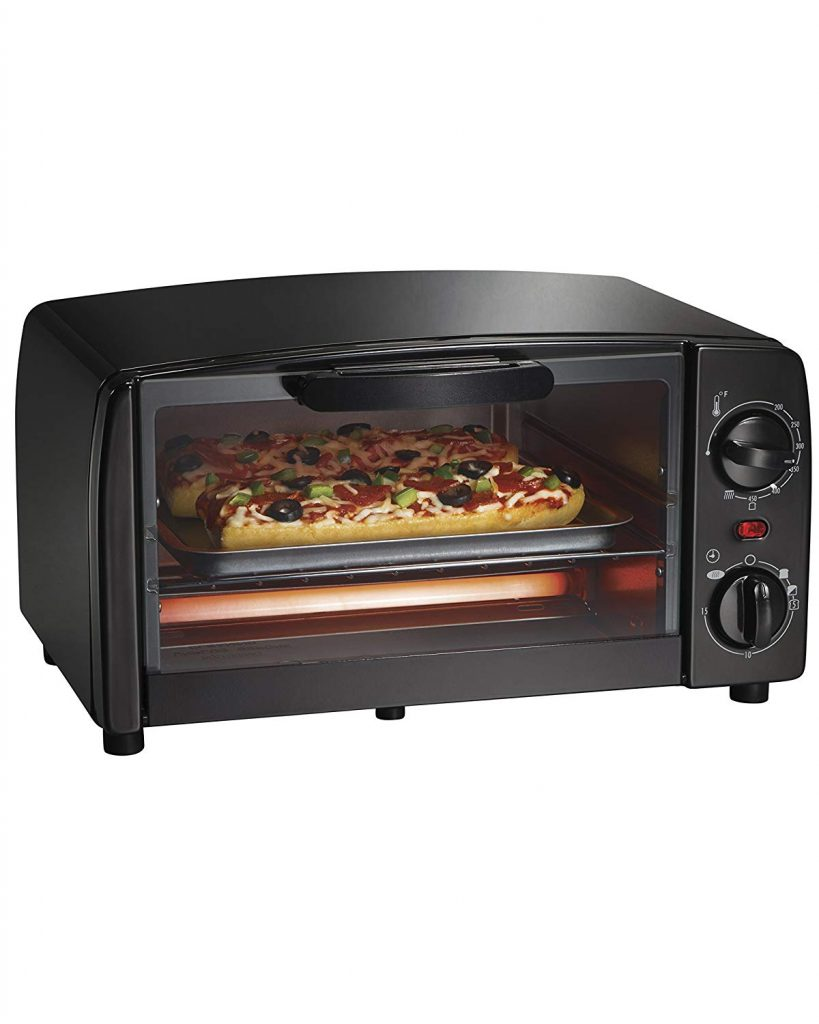 Hamilton Beach 4-Slice Toaster Oven Review 2