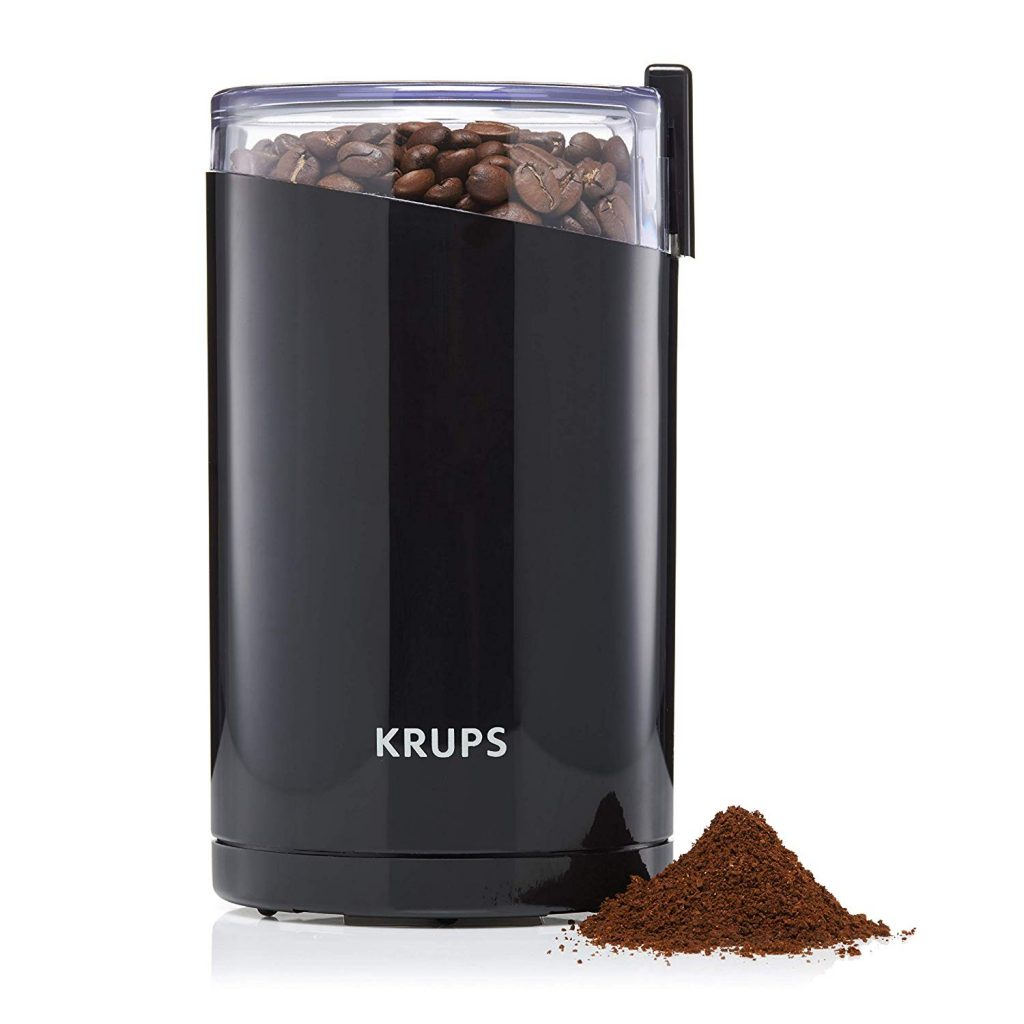 KRUPS Electric Spice Coffee Grinder Review