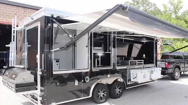 Tailgate Trailer Sweepstakes 2