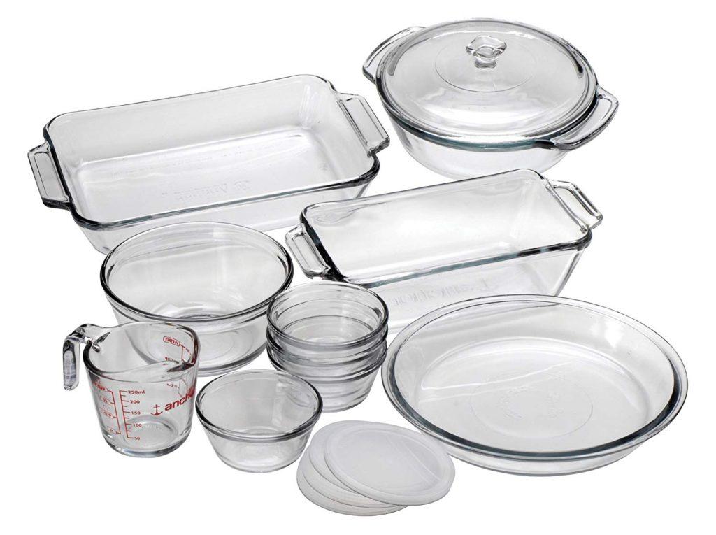Anchor Hocking Bakeware Set
