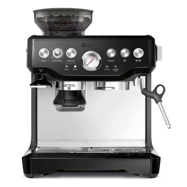 Breville Barista Express Espresso Maker in black