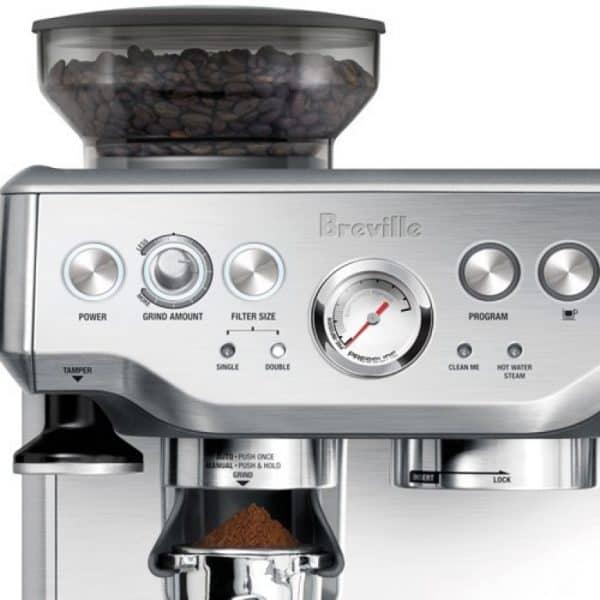 Breville Barista Express Espresso Maker grinder