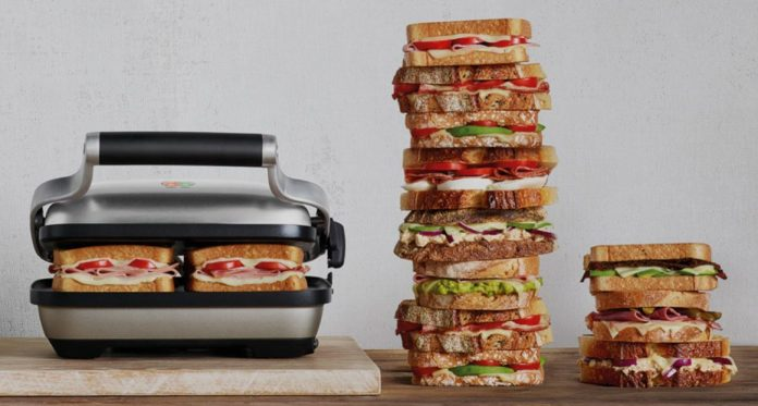 breville smart grill review