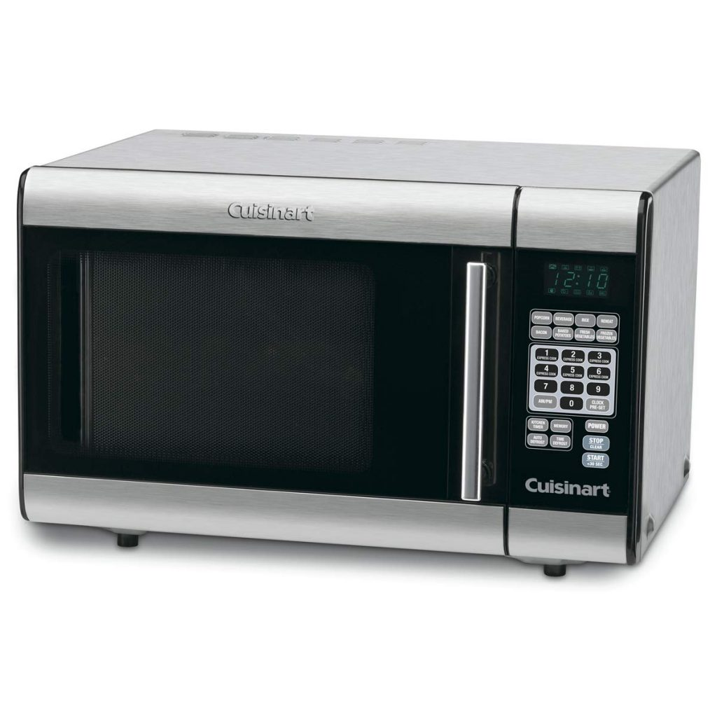 Cuisinart Stainless Steel Microwave Oven Review 1