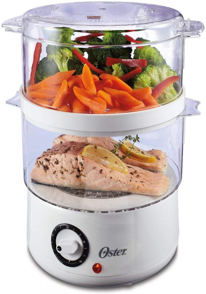 best vegetable steamer oster