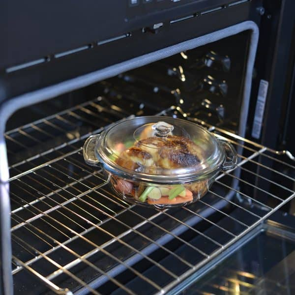 Anchor Hocking Bakeware Set Oven