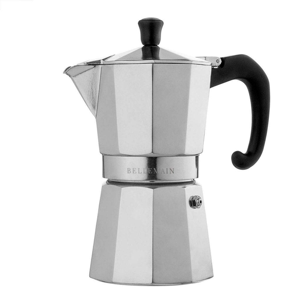 Bellemain Stovetop Espresso Maker Moka Pot Review 1