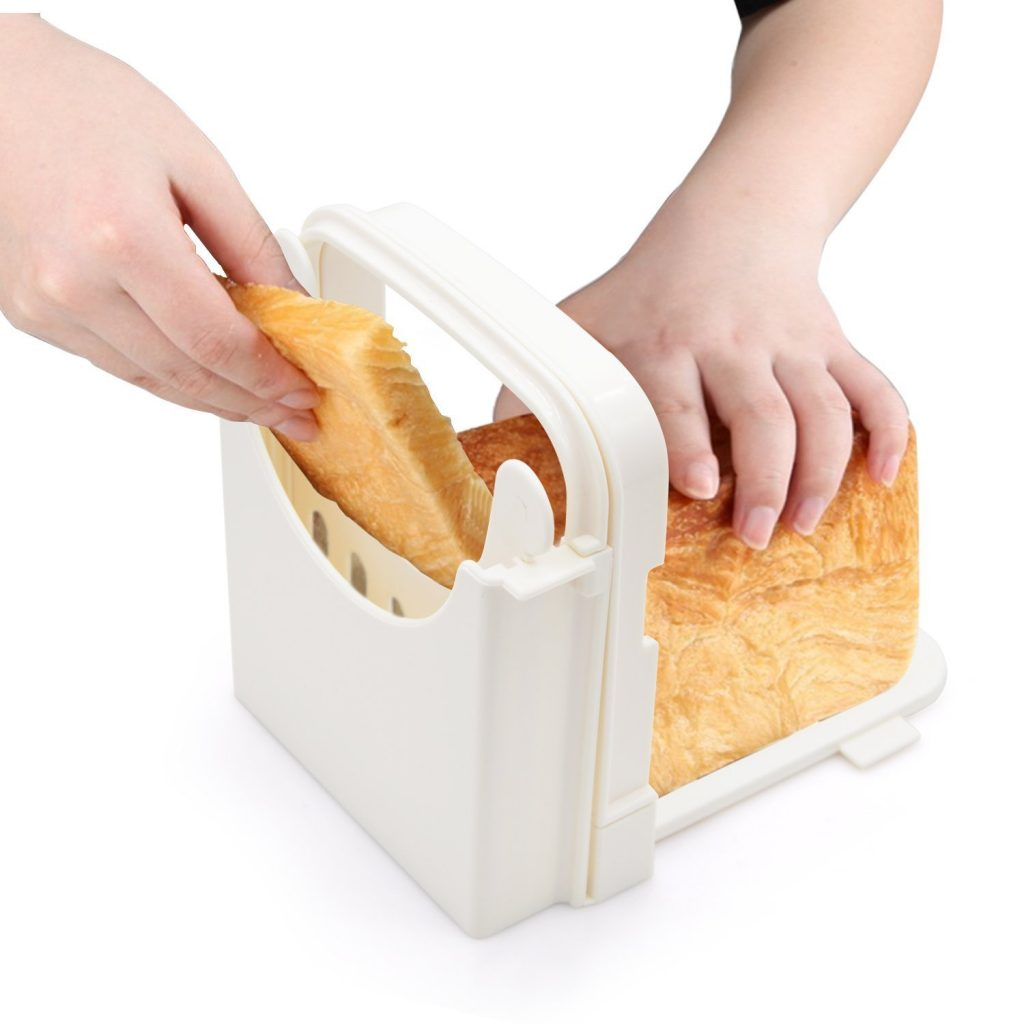Bread Slicer Toast Cutter Tool Review 1
