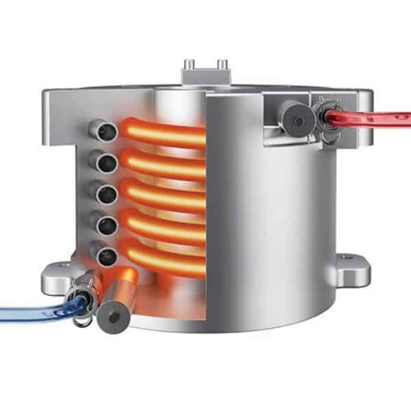 Breville Barista Express Espresso Maker heating technology